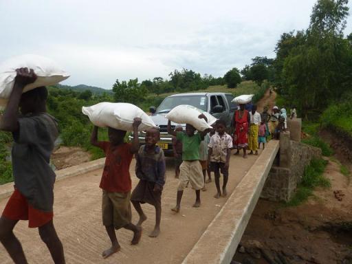 Malawi bridge