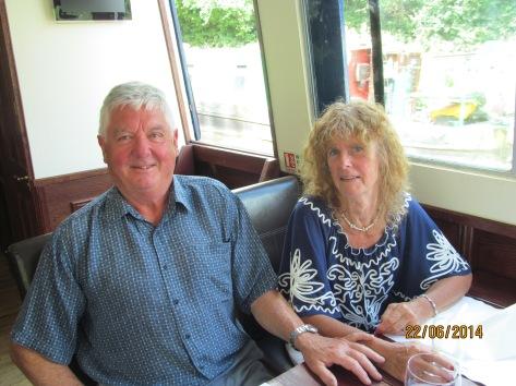 John Smithee & Christine